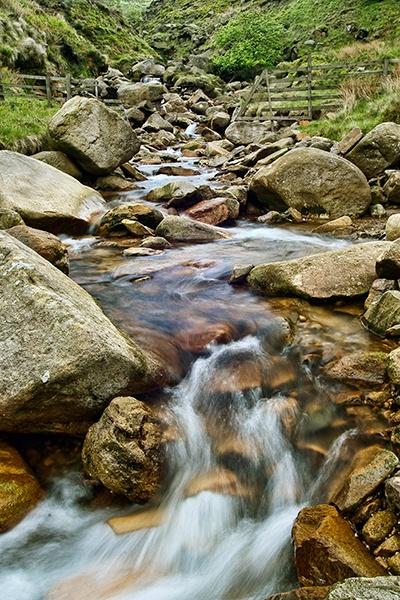 Running Water by pj.morley