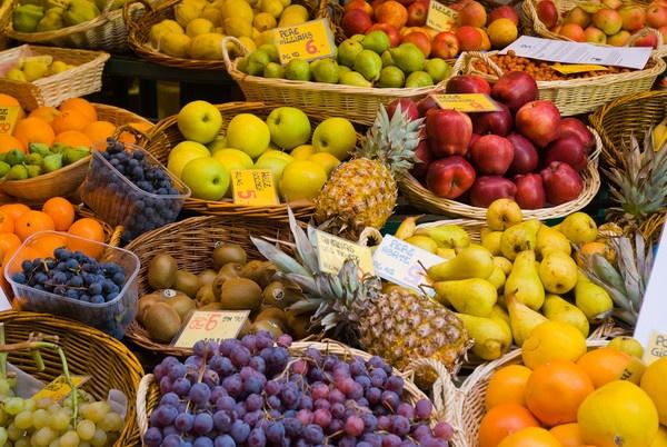 Fruit Stall by peet