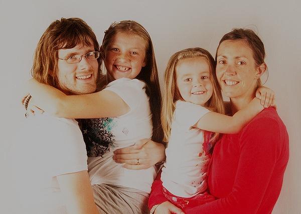 Family Photo Frame Project by davidburleson
