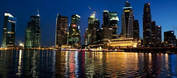 Singapore_CBD by madhvee