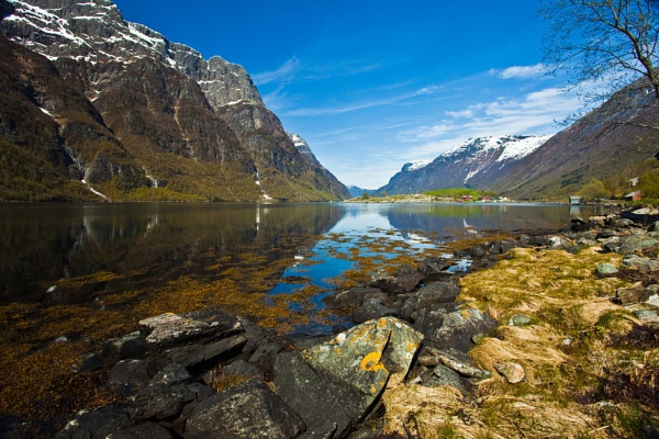 Road Round Norway by SGIBBONS