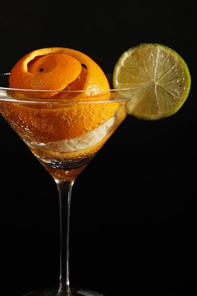 Orangetini by TIMOINDUBLIN