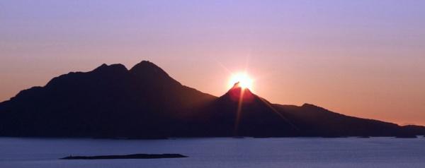 SUN AT MIDNIGHT by JOKEN