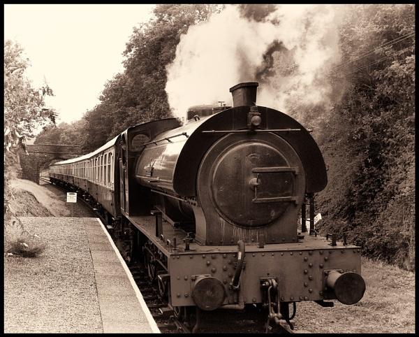 L&H Railway by CaptivePhotons