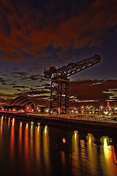 Glasgow quay by robmann72