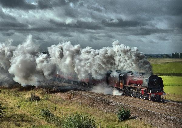 Full Steam Ahead 6233 by CarlNECT
