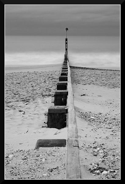 Bournemouth Groyne by Ianto74