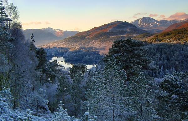 Frosty Glen Affric by Ianto74