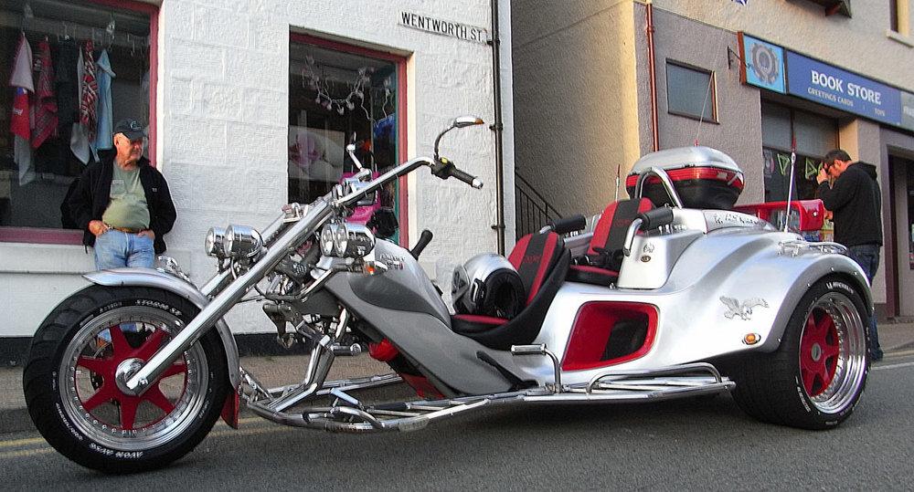 Ewen's Trike