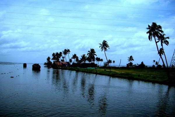 Blue Lagoon by kranthi
