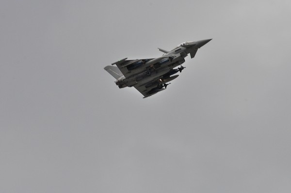 Eurofighter - Slow Pass by MTFernandes