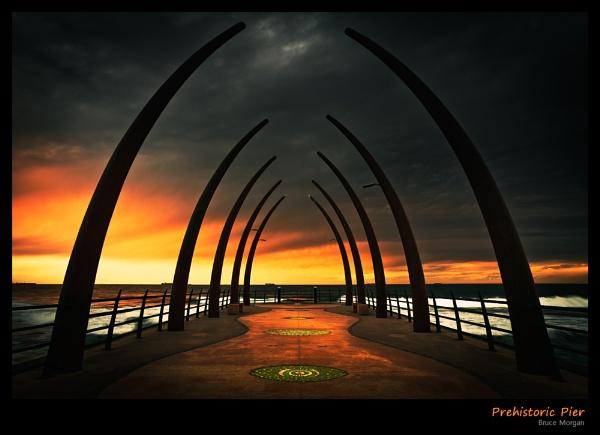 Prehistoric Pier by tigerminx