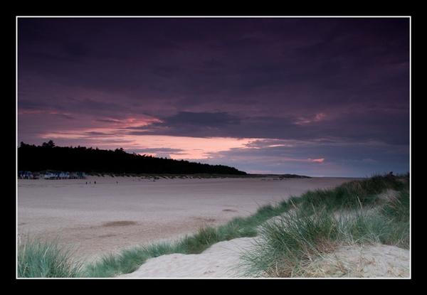 Evening Sky by norca