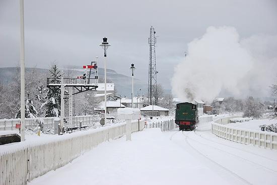 Strathspey Railway 5 by DHouston