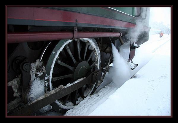 Strathspey Railway 8 by DHouston