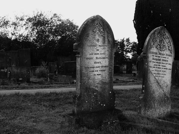 Tomb Stones by lcmerrin