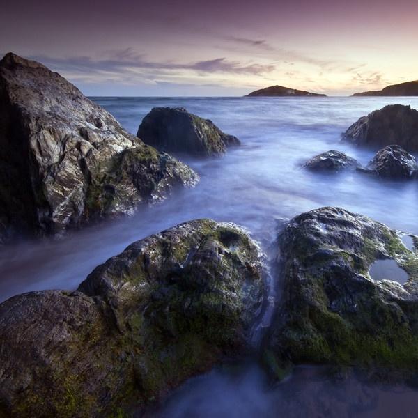 Burgh Island by temra