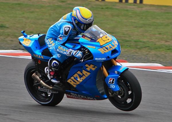Alvaro Bautista - Rizla Suzuki MotoGP by mark1309