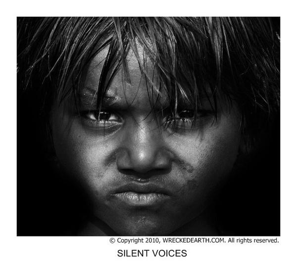 Silent voices by Birte
