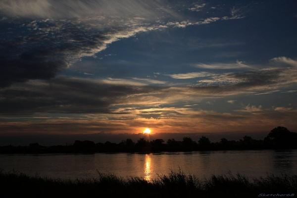 Dawn.... by SKETCHER68