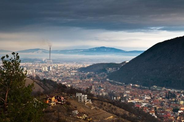 Brasov, Transylvania by Scutter