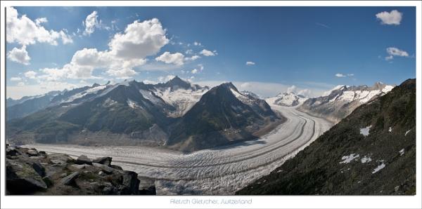 Aletschgletscher by heffalump