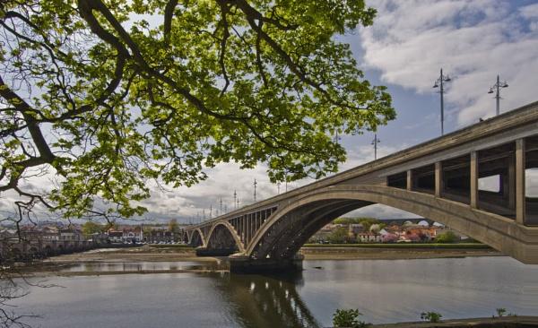The Royal Tweed Bridge by Natzdad