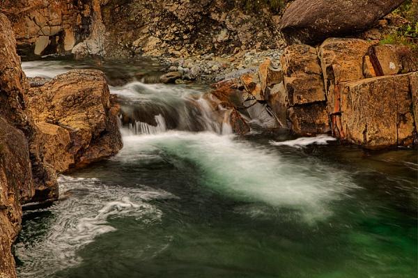 Fairy pool flow by treblecel