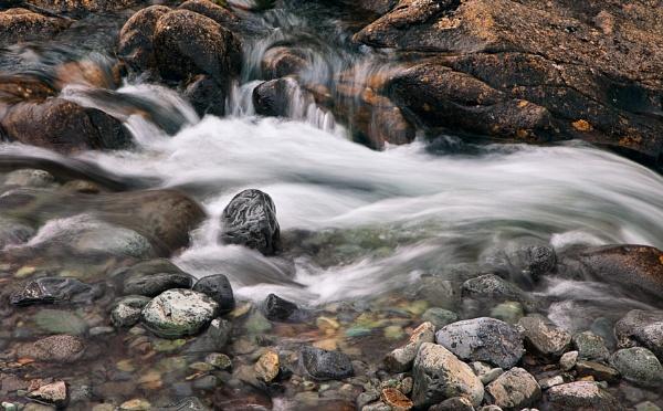 Flow by treblecel