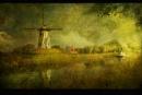 Mill- Damme near Bruges-Belgium.