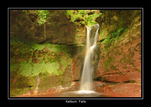 Kelburn Falls by Craig99999