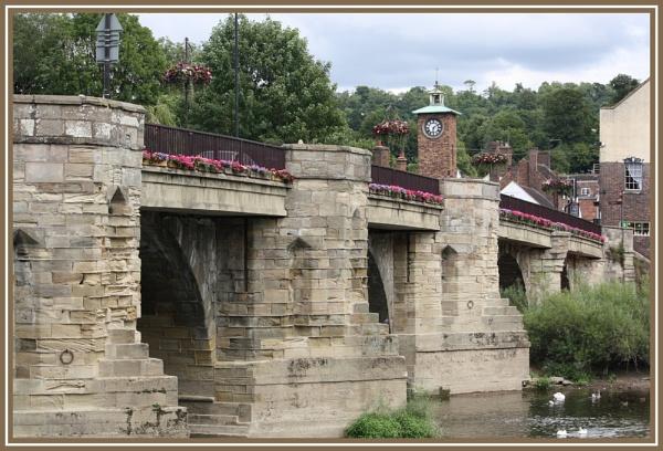 BRIDGNORTH\'S BRIDGE by JOKEN