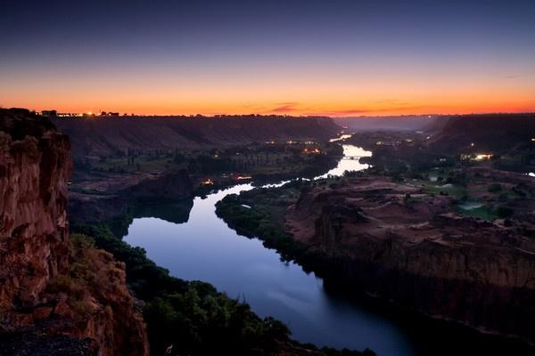 Snake River by paulenes