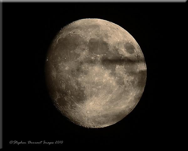 Moon by StephenDurrant