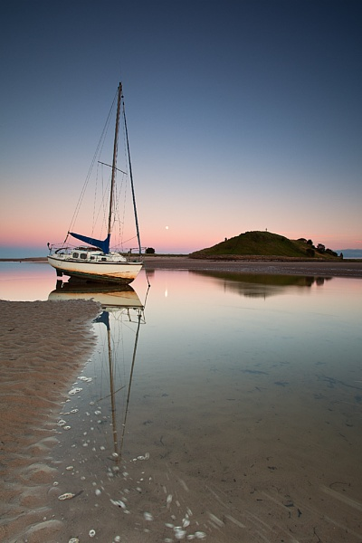 Alnmouth Bay by michaelcombe