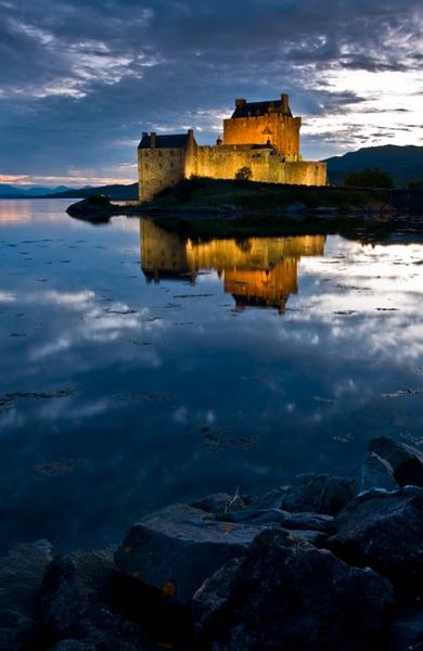 Eilean Donan Castle by Duncan1960