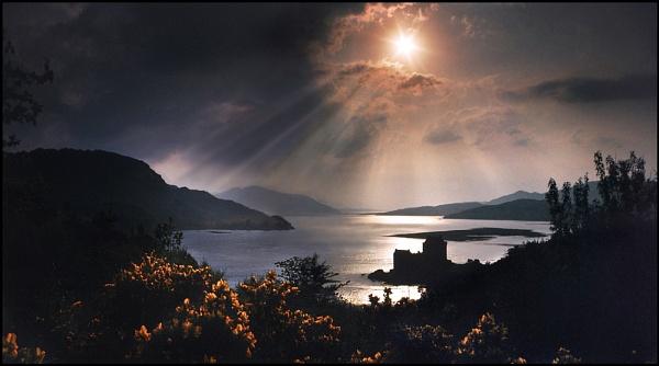 Eilean Donan Castle by Niknut