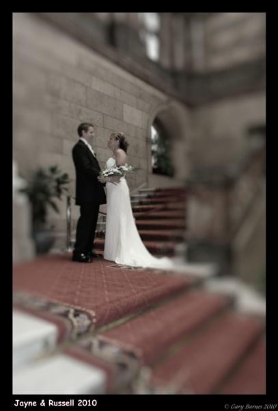 Jayne & Russells Wedding by wag_sfd