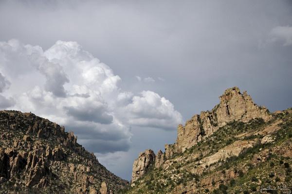 Mt. Lemmon by JAMorley