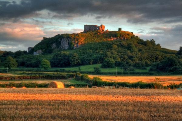 Dunamaise Castle by Beladd