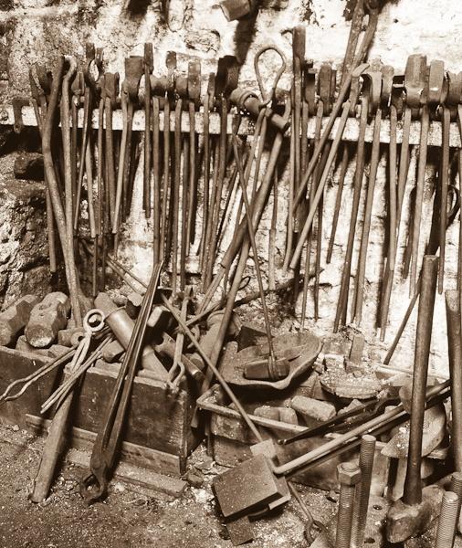 The Blacksmith\'s corner by landscapepics