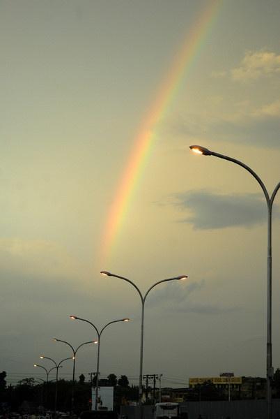 Rainbow by nishchal