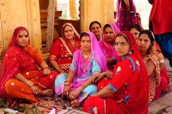 Rajasthani Women by Balraj_Cheema