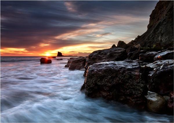 Saltwick Nab by ashley