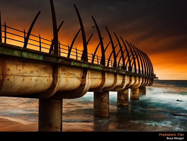 Prehistoric Pier #2 by tigerminx