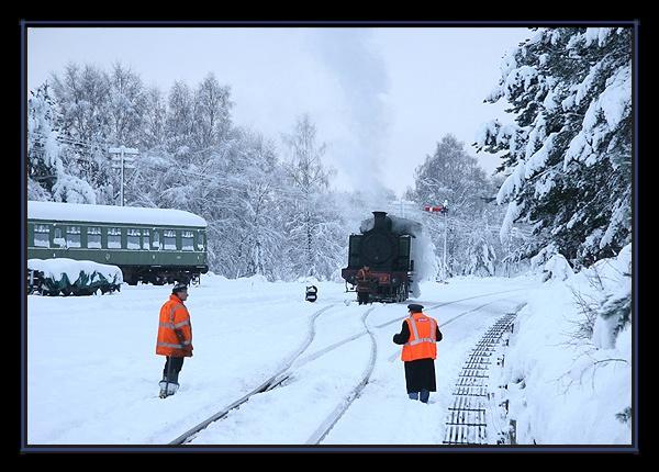 Strathspey Railway 10 by DHouston