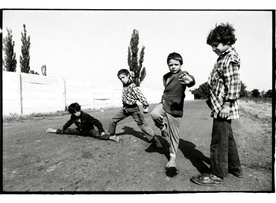 Roman, Neamţ, Moldavia, Romania - September 1992 by tobydeveson