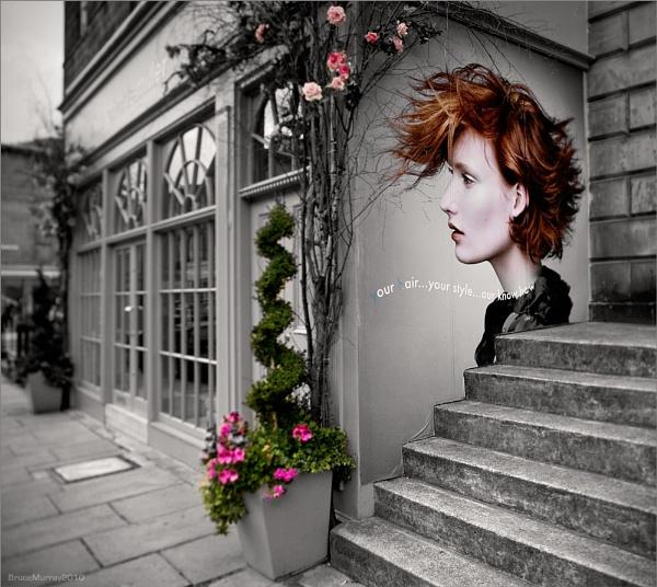 Redhead by Brewster