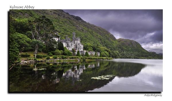 Kylemore Abbey by Ridgeway