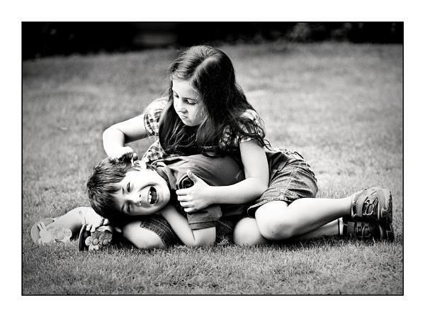 Siblings! by HelenO
